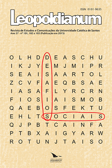Visualizar v. 37 n. 101-3 (2011): Desafios Socias