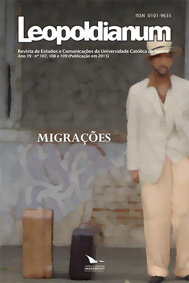Visualizar v. 39 n. 107-9 (2013): MIGRAÇÕES