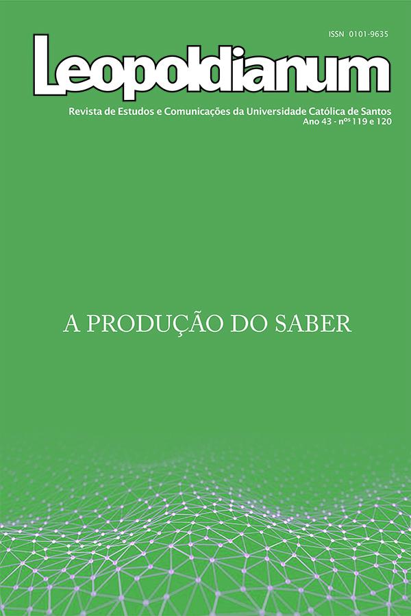 Visualizar v. 43 n. 119-20 (2017): A produção do saber