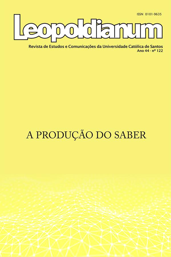 Visualizar v. 44 n. 122 (2018): A PRODUÇÃO DO SABER