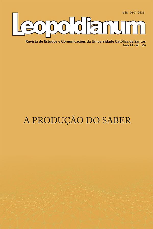 Visualizar v. 44 n. 124 (2018): A PRODUÇÃO DO SABER