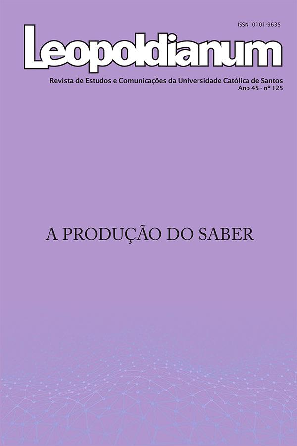Visualizar v. 45 n. 125 (2019): A PRODUÇÃO DO SABER