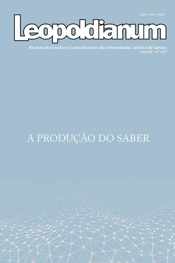 Visualizar v. 45 n. 127 (2019): A PRODUÇÃO DO SABER